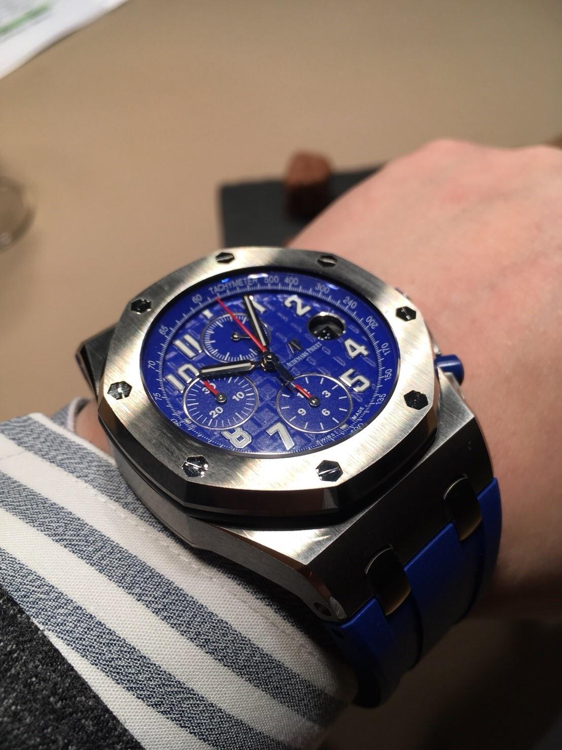 meet 94b99 a0b96 SIHH 2018新作 オーデマ ピゲ   岡山県でブランド時計・腕時計の ...